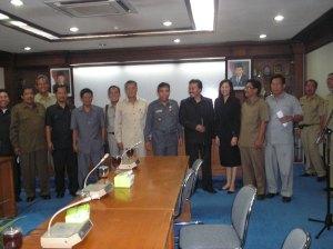 Kunjungan Kerja Komisi D DPRD Kab. Serang ke Kota Medan